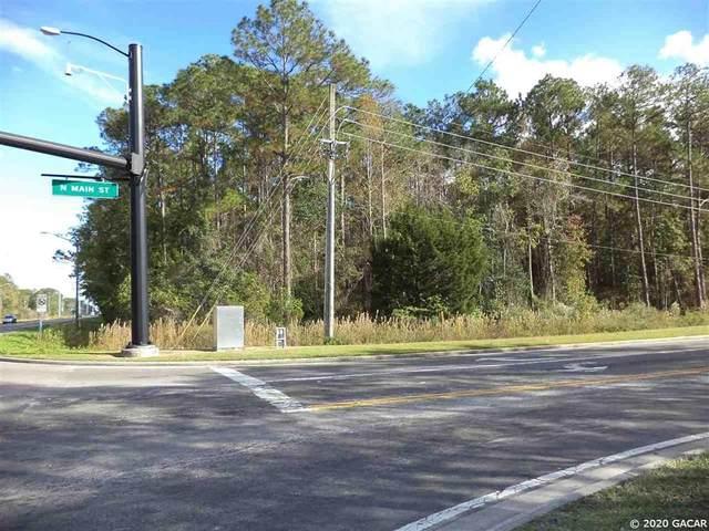 North Main Str NW 53rd Street, Gainesville, FL 32609 (MLS #GC438423) :: Delgado Home Team at Keller Williams