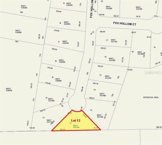 Lot 12 Fox Hollow Drive, HAMPTON, FL 32044 (MLS #GC439819) :: Team Saveela & Ace Remax Professionals