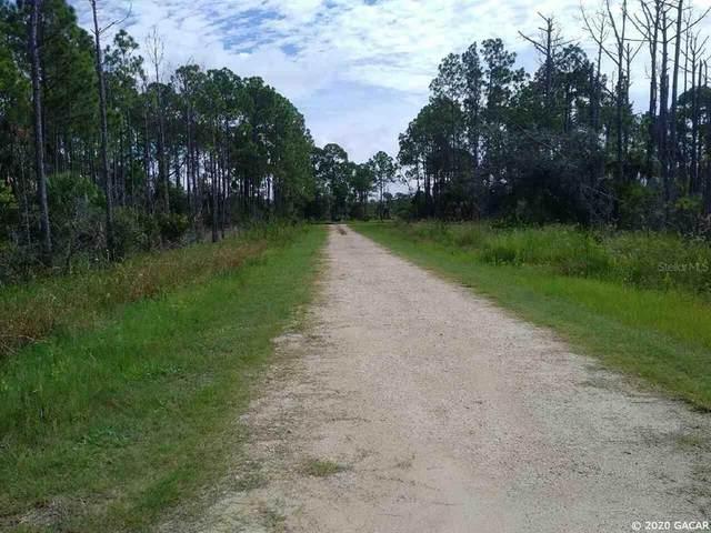 Lot 7 SW 104th Street, Cedar Key, FL 32625 (MLS #GC440070) :: Delgado Home Team at Keller Williams