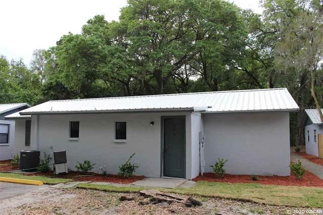 637 NE Waldo, Gainesville, FL 32641 (MLS #GC440439) :: Stewart Realty & Management