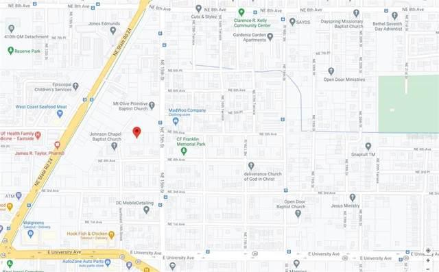 TBD NE 4TH Avenue, Gainesville, FL 32641 (MLS #GC442198) :: Team Saveela & Ace Remax Professionals