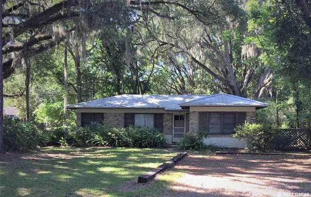 2703 NW 2ND Avenue, Gainesville, FL 32607 (MLS #GC442207) :: Stewart Realty & Management