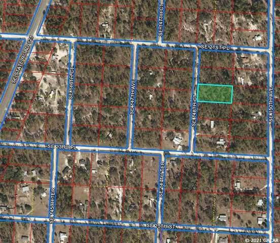 2251 SE 148 Court, Morriston, FL 32668 (MLS #GC442307) :: Zarghami Group