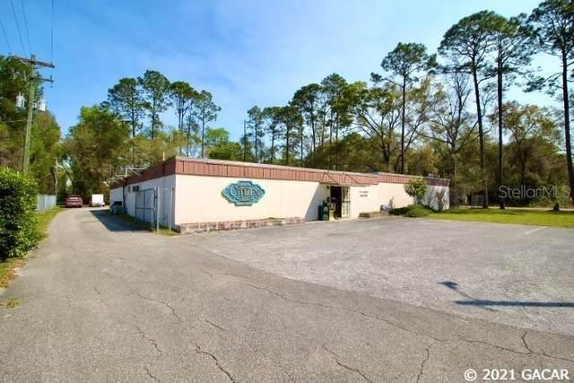 624 W Park Avenue, Chiefland, FL 32626 (MLS #GC442745) :: Team Bohannon