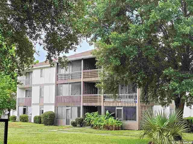 6519 W Newberry Road #911, Gainesville, FL 32605 (MLS #GC443227) :: Delgado Home Team at Keller Williams