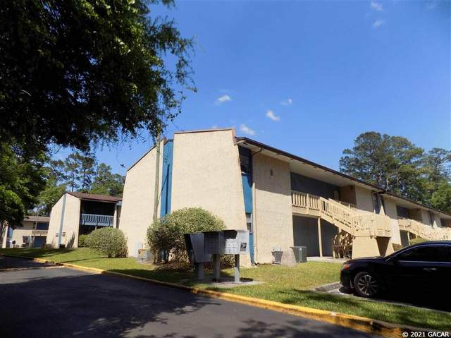 2811 SW Archer Road X 201, Gainesville, FL 32608 (MLS #GC443336) :: Team Saveela & Ace Remax Professionals