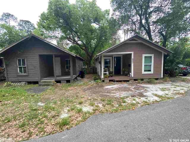 807 & 809 SE 6TH Avenue, Gainesville, FL 32601 (MLS #GC443531) :: The Curlings Group