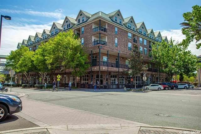 201 SE 2ND Avenue #404, Gainesville, FL 32601 (MLS #GC443543) :: Team Saveela & Ace Remax Professionals