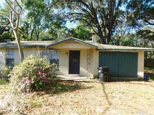 5505 SE Hawthorne Road, Gainesville, FL 32641 (MLS #GC443702) :: Stewart Realty & Management