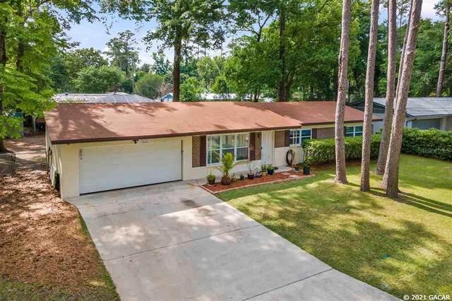 4334 NW 31st Terrace, Gainesville, FL 32605 (MLS #GC443822) :: Stewart Realty & Management