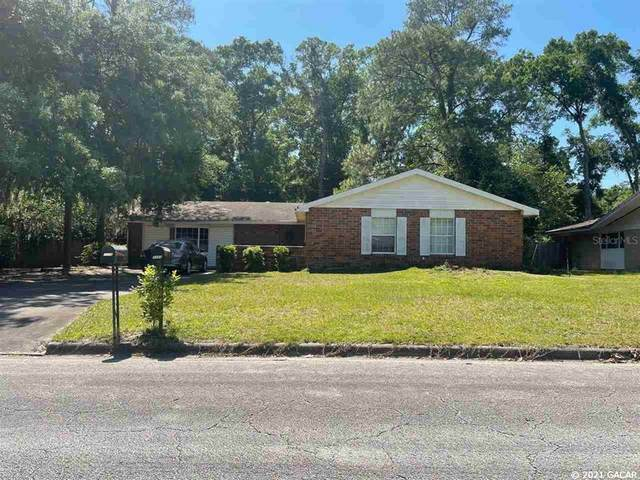 3324 NW 27 Terrace, Gainesville, FL 32605 (MLS #GC444129) :: The Curlings Group