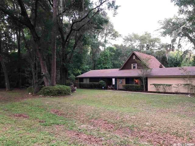 8118 SW 1 Place, Gainesville, FL 32607 (MLS #GC444349) :: Stewart Realty & Management