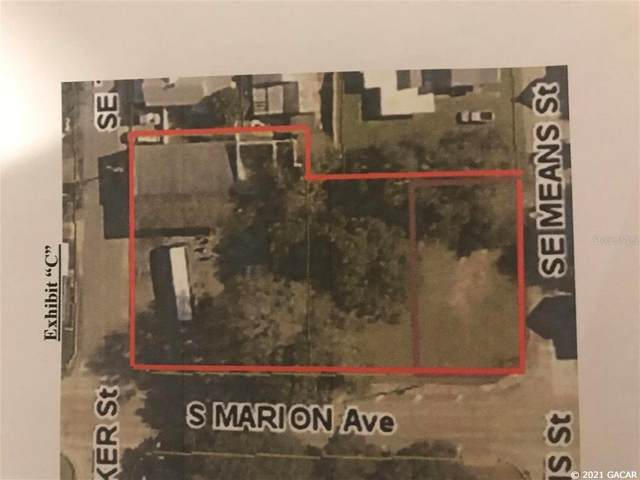 251 Marion Avenue, Lake City, FL 32625 (MLS #GC444433) :: Team Saveela & Ace Remax Professionals