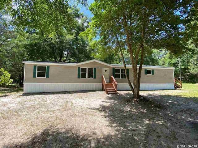 5769 SW 52nd Terrace, Lake Butler, FL 32054 (MLS #GC444631) :: Team Saveela & Ace Remax Professionals
