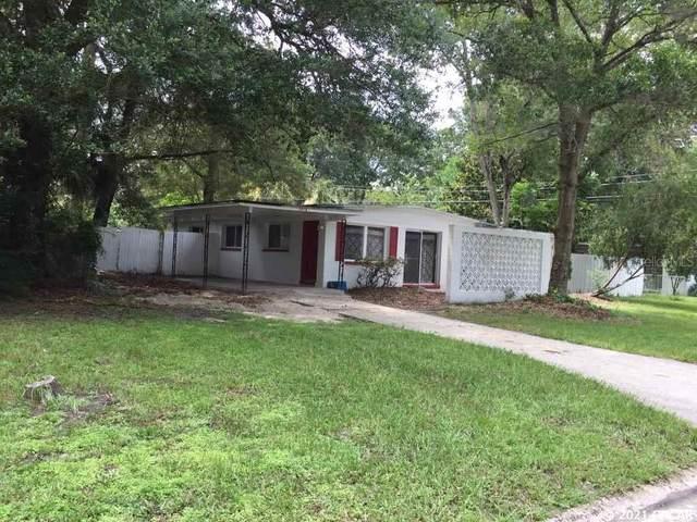 2914 NE 13TH Drive, Gainesville, FL 32609 (MLS #GC444665) :: Team Saveela & Ace Remax Professionals