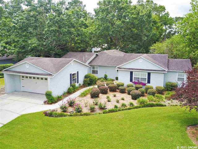 6115 NW 115th Place, Alachua, FL 32615 (MLS #GC444948) :: The Nathan Bangs Group