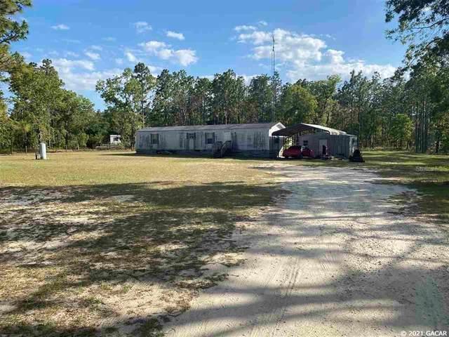 135 Whirlwind Loop, Hawthorne, FL 32640 (MLS #GC444957) :: Rabell Realty Group