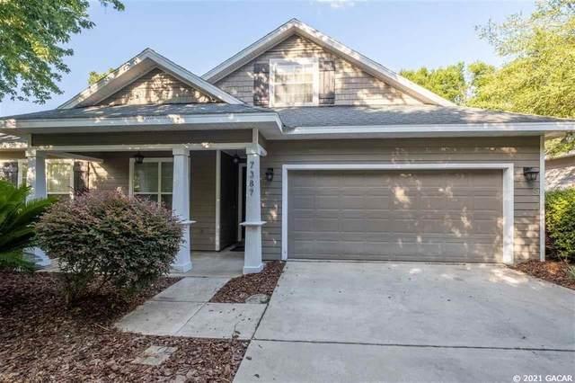7387 SW 86th Way, Gainesville, FL 32608 (MLS #GC444997) :: Stewart Realty & Management