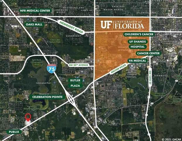5250 SW 63 Boulevard, Gainesville, FL 32608 (MLS #GC445070) :: Stewart Realty & Management