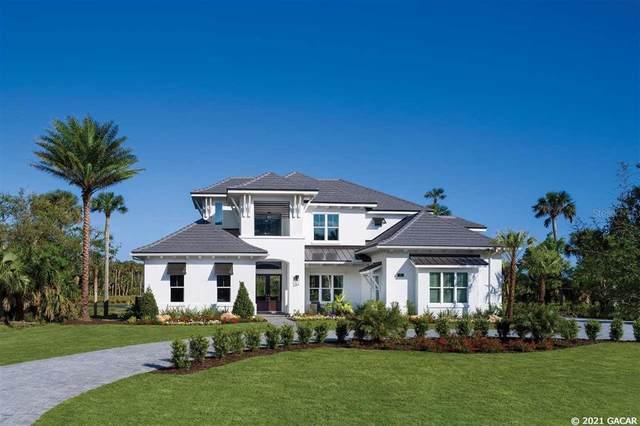 2219 NW 150th Boulevard, Newberry, FL 32669 (MLS #GC445104) :: Team Saveela & Ace Remax Professionals