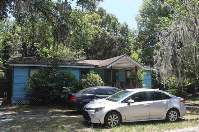 1211 NW 4th Street, Gainesville, FL 32601 (MLS #GC445218) :: Stewart Realty & Management