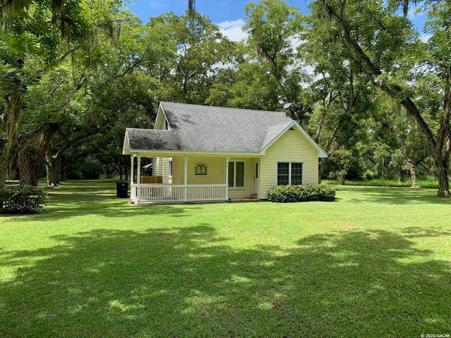 1022 SE 163rd Street, Hawthorne, FL 32640 (MLS #GC445294) :: Pristine Properties