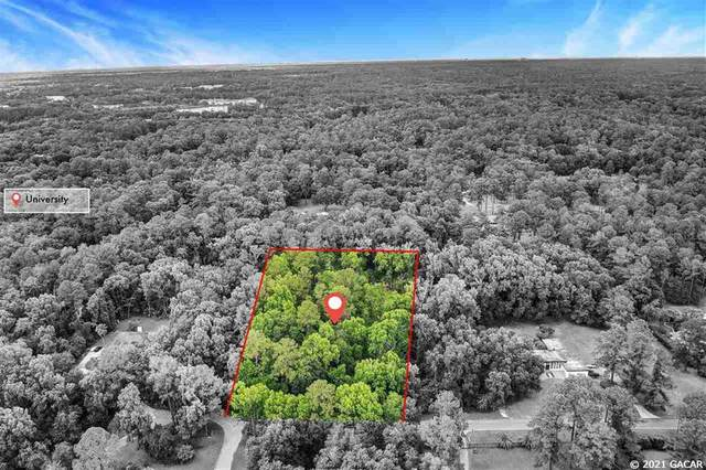 Lot 16 NW 14th Avenue, Gainesville, FL 32605 (MLS #GC445334) :: The Curlings Group