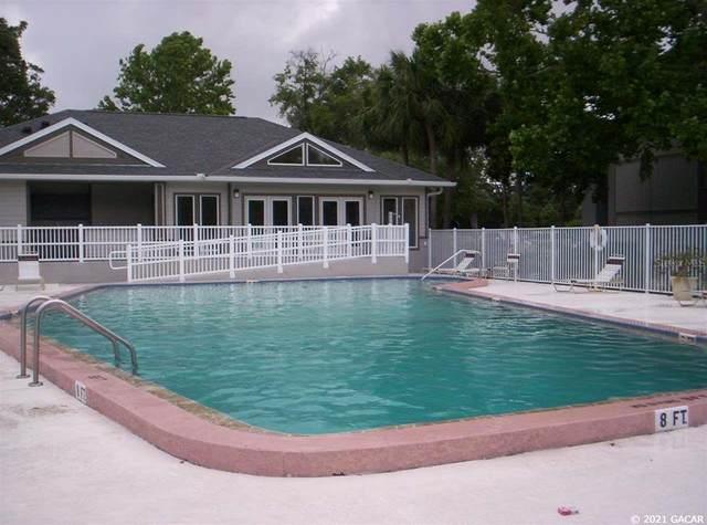 6519 W Newberry Road #913, Gainesville, FL 32605 (MLS #GC445543) :: Delgado Home Team at Keller Williams
