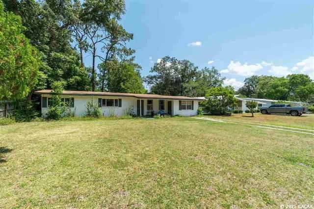 1044 NE 22nd Avenue, Gainesville, FL 32609 (MLS #GC445576) :: Everlane Realty