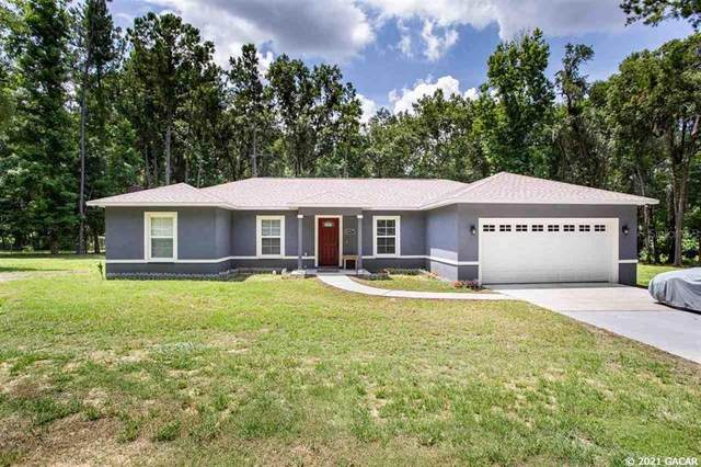 14317 NW 165th Place, Alachua, FL 32615 (MLS #GC445602) :: Stewart Realty & Management