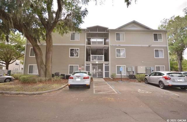 4000 SW 23rd Street 3-302, Gainesville, FL 32608 (MLS #GC445622) :: Team Saveela & Ace Remax Professionals