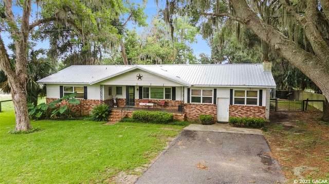 8051 W Hwy 318, Reddick, FL 32686 (MLS #GC445705) :: Gate Arty & the Group - Keller Williams Realty Smart