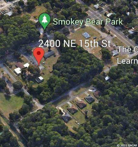 Lot 1 of 3 NE 14th Street, Gainesville, FL 32609 (MLS #GC445838) :: Stewart Realty & Management