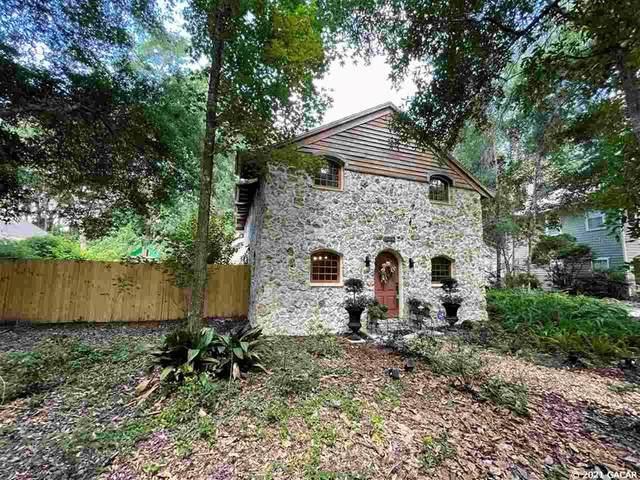 4052 SW 21st Terrace, Gainesville, FL 32608 (MLS #GC445902) :: Stewart Realty & Management