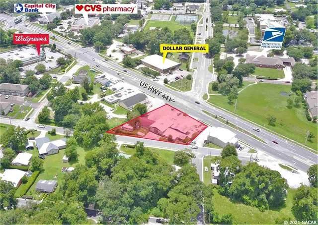 15315 NW Us Highway 441, Alachua, FL 32615 (MLS #GC445908) :: Team Saveela & Ace Remax Professionals