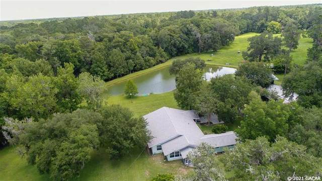 3850 SE County Road 326, Morriston, FL 32668 (MLS #GC445968) :: Pristine Properties