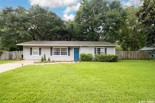 6623 NW 29th Street, Gainesville, FL 32653 (MLS #GC445971) :: The Curlings Group