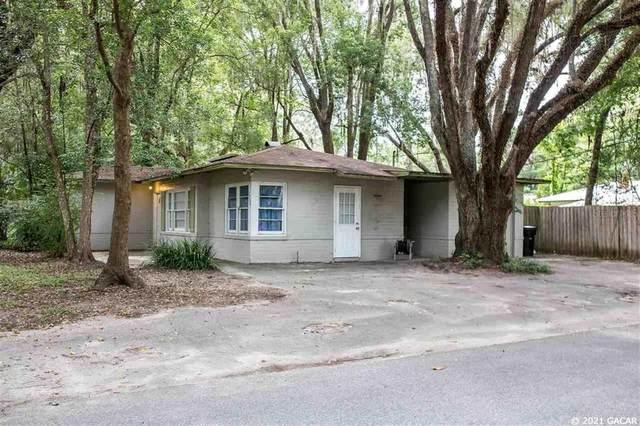 2704 NW 1st Avenue, Gainesville, FL 32607 (MLS #GC445984) :: Stewart Realty & Management