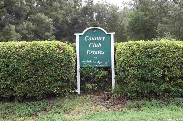 9761 SW 190 Terrace, Dunnellon, FL 34432 (MLS #GC446004) :: Better Homes & Gardens Real Estate Thomas Group