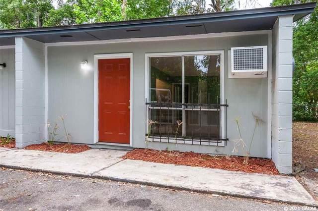 409 NE 11th Street, Gainesville, FL 32601 (MLS #GC446027) :: Team Bohannon