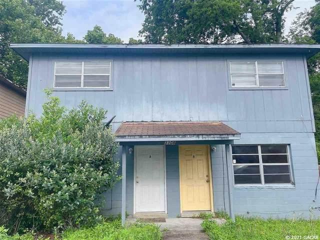 3308 SW 26th Way A & B, Gainesville, FL 32608 (MLS #GC446092) :: Delgado Home Team at Keller Williams