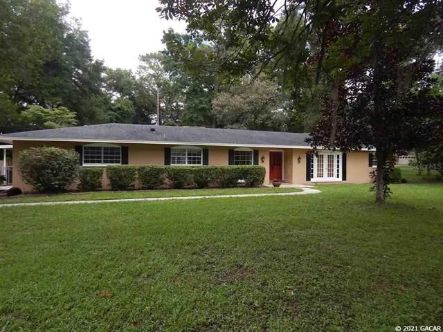 4027 SW 77th Street, Gainesville, FL 32608 (MLS #GC446173) :: Team Saveela & Ace Remax Professionals