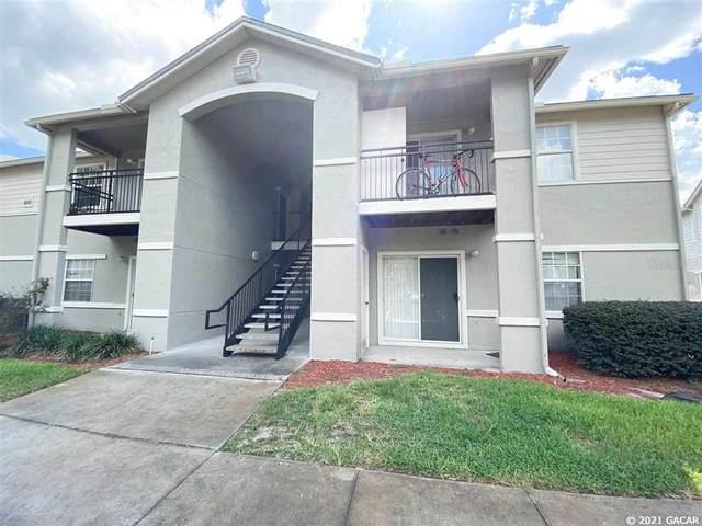 3705 SW 27th Street #825, Gainesville, FL 32608 (MLS #GC446191) :: Stewart Realty & Management
