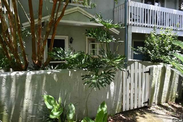 4411 SW 34th Street #304, Gainesville, FL 32608 (MLS #GC446289) :: Team Saveela & Ace Remax Professionals