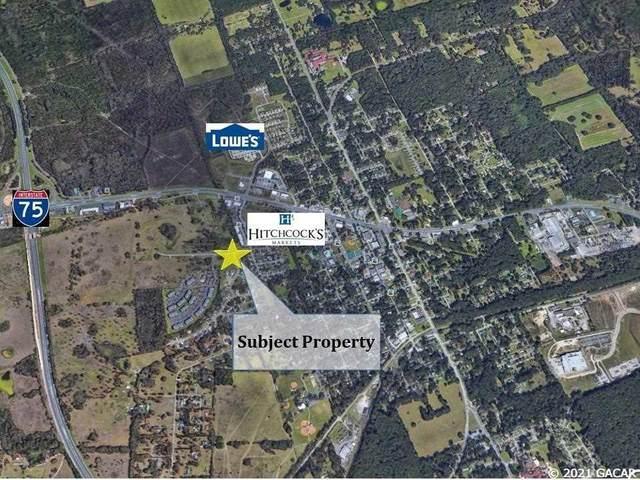 1500 NW 151st Boulevard, Alachua, FL 32615 (MLS #GC446322) :: Team Saveela & Ace Remax Professionals