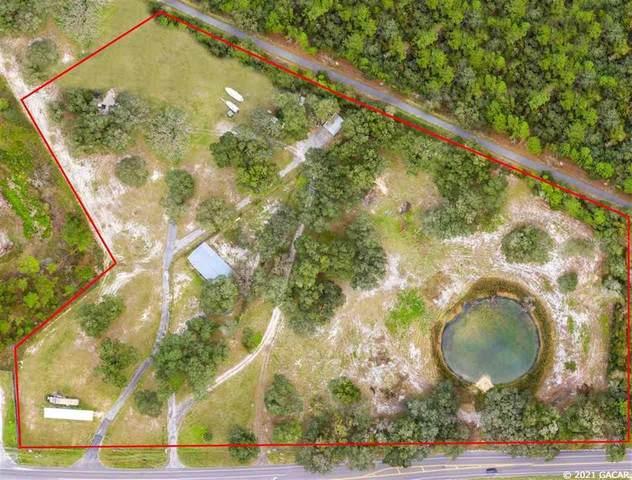 1227 SE State Road 100, Keystone Heights, FL 32656 (MLS #GC446365) :: Premium Properties Real Estate Services