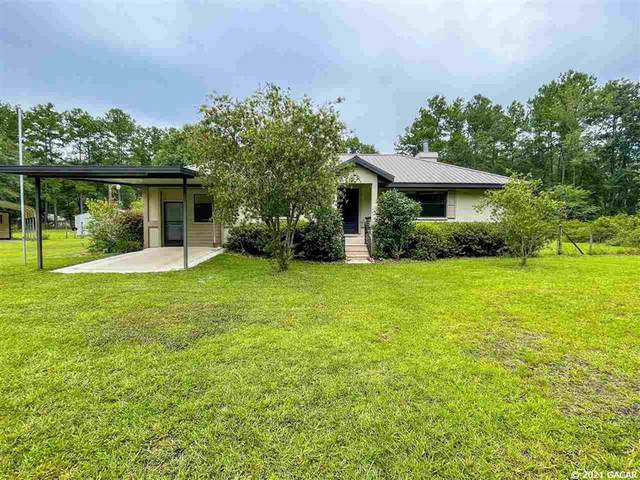 12132 NW County Road 231, Gainesville, FL 32609 (MLS #GC446513) :: The Curlings Group