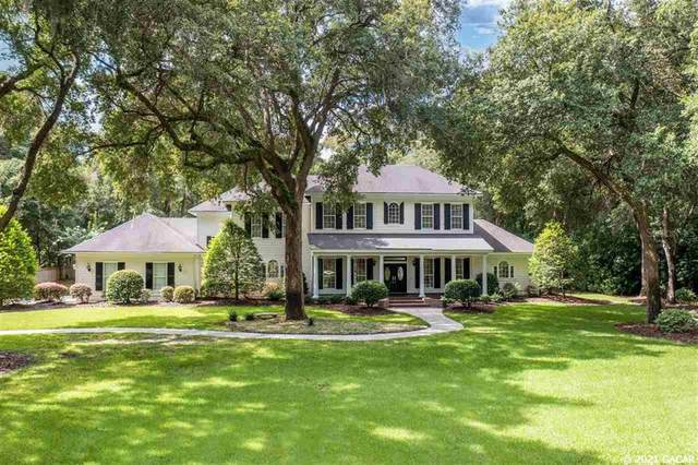 10925 SW 27th Avenue, Gainesville, FL 32608 (MLS #GC446545) :: The Curlings Group