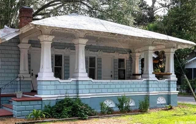 302 NW 4th Avenue, Gainesville, FL 32601 (MLS #GC446632) :: Stewart Realty & Management