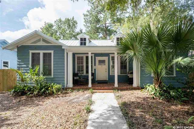827 SE 2nd Avenue, Gainesville, FL 32601 (MLS #GC446655) :: The Curlings Group